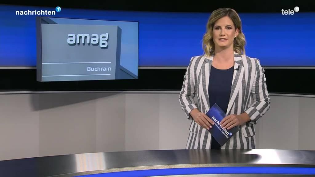 Eröffnung AMAG Buchrain