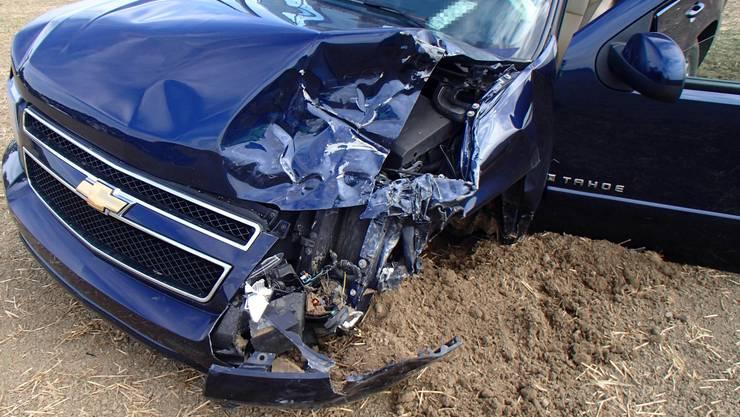 Die schwangere Autolenkerin wurde nach dem Unfall zur Kontrolle ins Spital gebracht. Sie und das ungeborene Kind waren unverletzt.