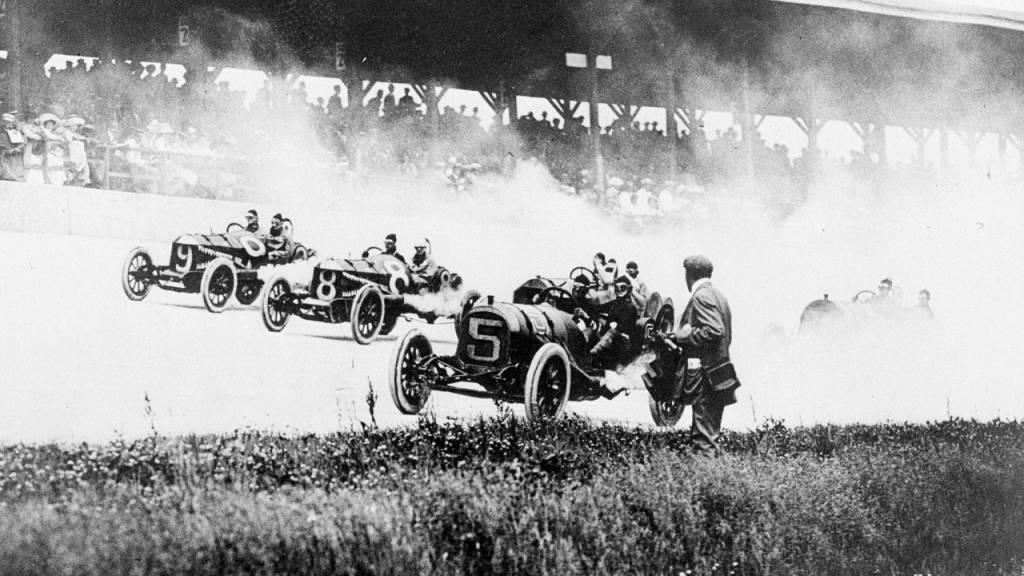 Als aus dem Fünf-Meilen-Rennen «Indy 500» wurde