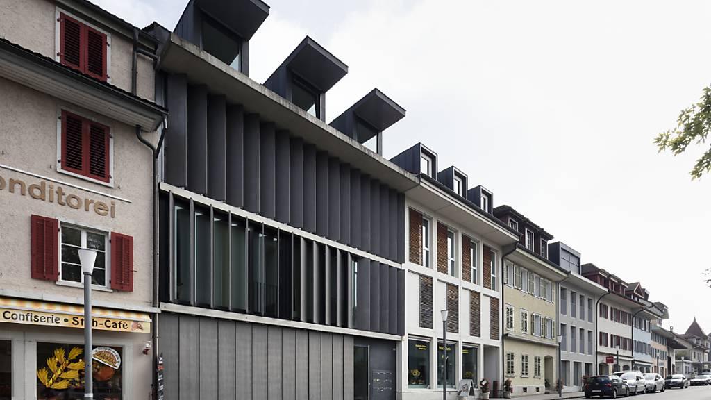 Alt- und Neubauten in Sempach. Muss die Heizung ersetzt werden, soll für Altbauten ab 2023 ein CO2-Grenzwert gelten. (Symbolbild)