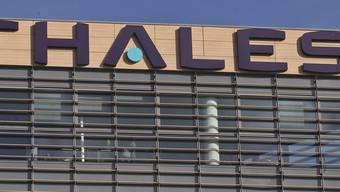 """Die französische Rüstungsfirma Thales erhielt mit  """"Skyview"""" den Zuschlag der Schweizer Armee für ein neues Luftraumüberwachungssystem. (Archivbild)"""