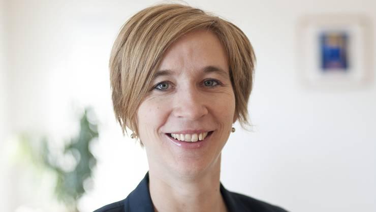 Wird höchste Badenerin 2018 und 2019: Karin Bächli (SP).