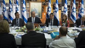 Israels Regierung macht Weg frei für Friedensgespräche (Archiv)