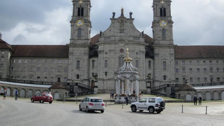 Klosterkirche in Einsiedeln