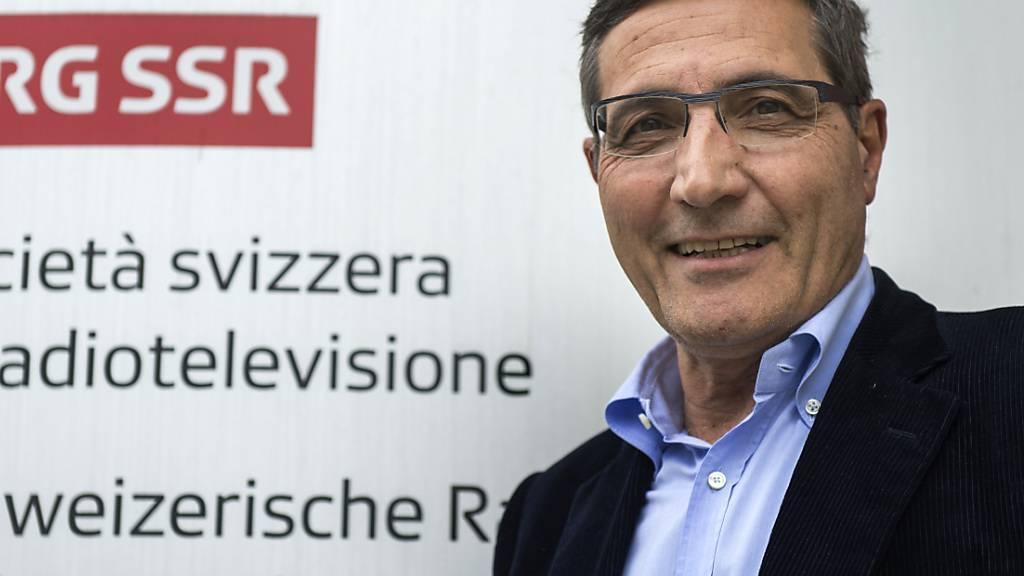 RSI-Direktor Maurizio Canetta tritt zurück