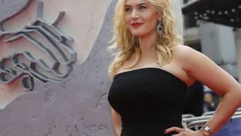 Gegen Botox-Wahn: Schauspielerin Kate Winslet (Archiv)