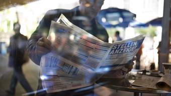 Die Skos fordert, dass über 55-Jährige bis zum Rentenalter Arbeitslosengelder beziehen können.