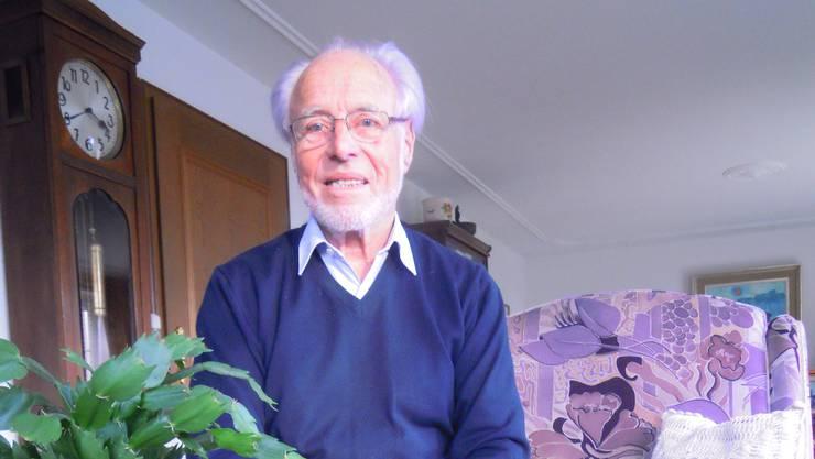 Richard Tschan.