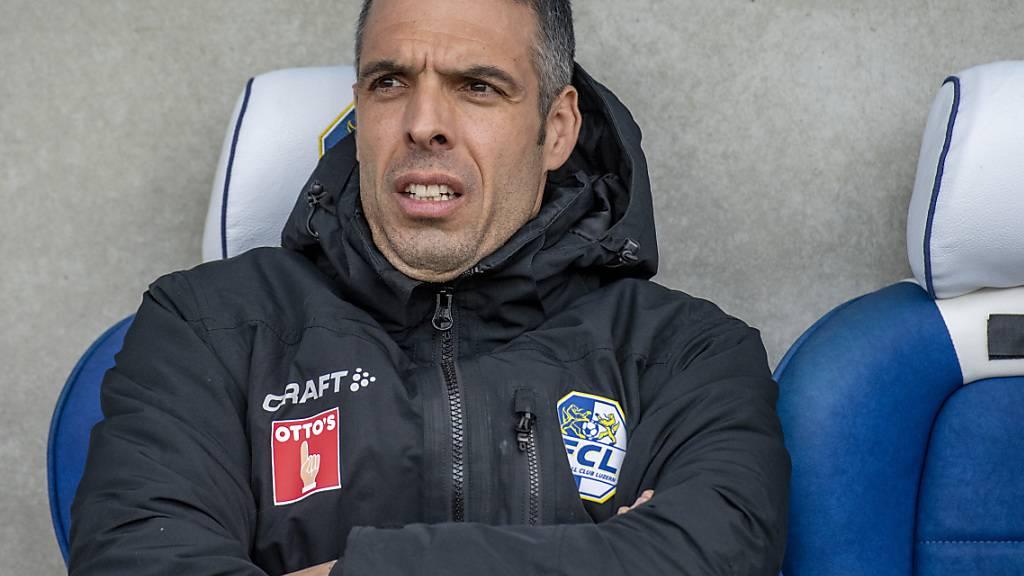Fabio Celestini, der Trainer von Luzern, hatte zuletzt wenig zu lachen, aber er könnte gegen seinen Ex-Klub in die Cup-Halbfinals vorstossen