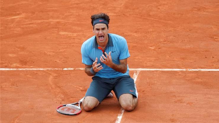 2009 gewinnt Roger Federer die French Open. Es ist auch die Geburtsstunde einer Amour fou.