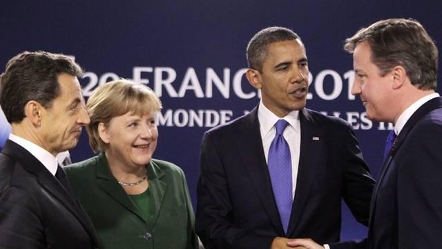 Die europäische Schuldenkrise ist das Hauptthema am G20-Gipfel