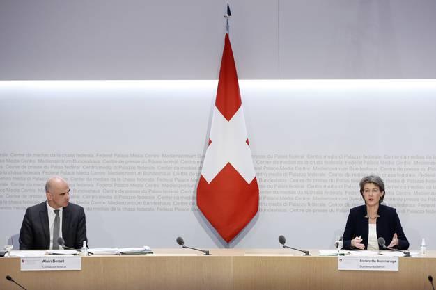 Corona-Massnahmen St.Gallen: Regierung ergänzt die Vorschriften des Bundes