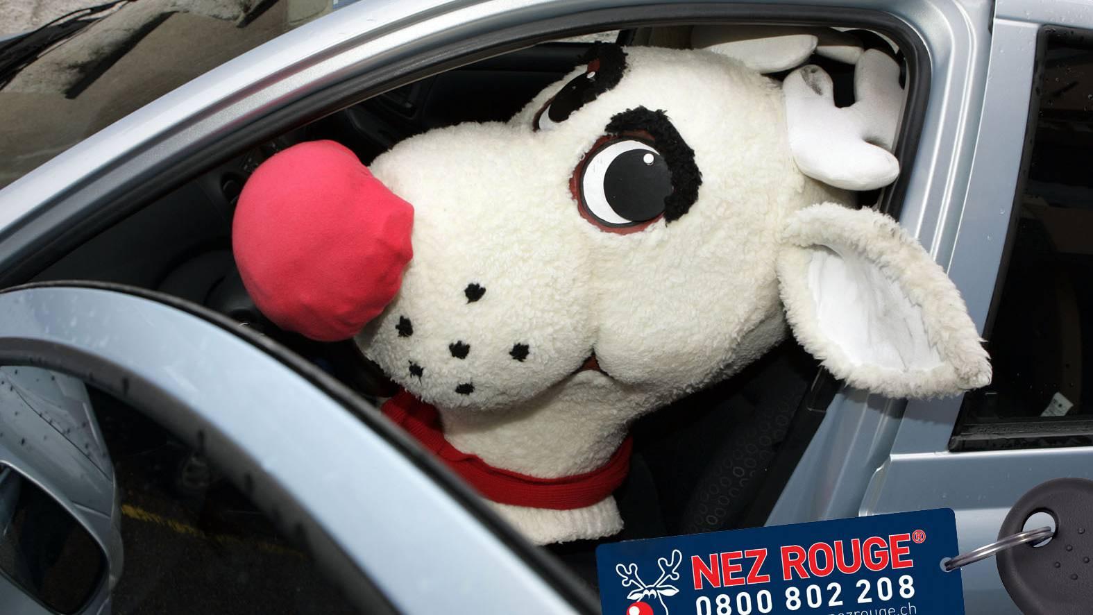 Nez Rouge fährt nun täglich bis Ende Dezember