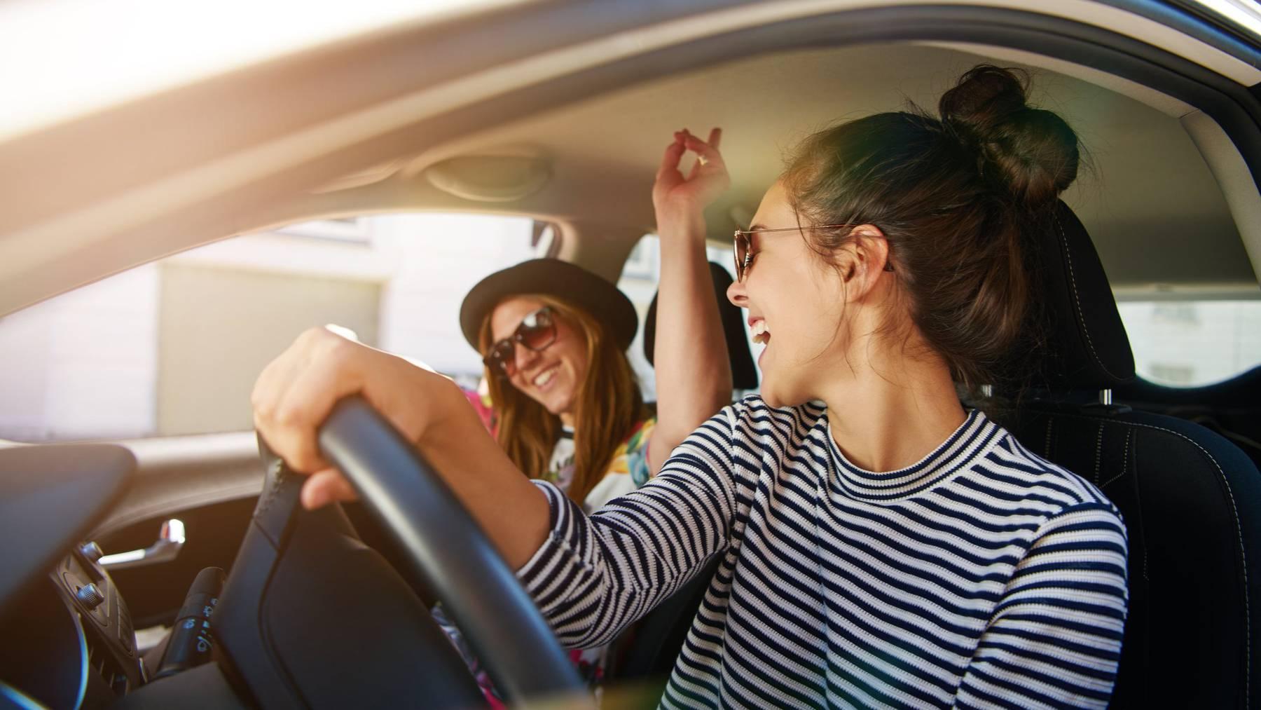 Vorbereitung ist bei langen Autofahrten die halbe Miete.