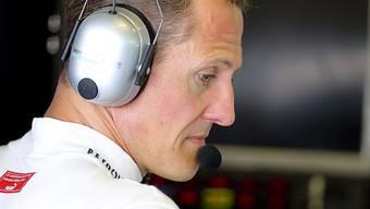 Michael Schumacher ist vor 15 Wochen beim Skifahren verunglückt