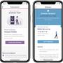 Die «Swiss PT-App»: Das sei noch nicht der offizielle Name, sagt das Bundesamt für Gesundheit. (Screenshots: dp-3t )