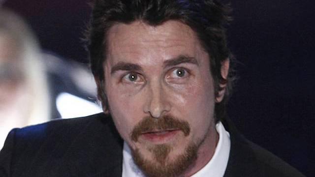 Christian Bale erobert neue Rolle