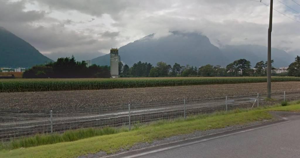 So sieht der Mühleturm heute aus. (Bild: Screenshot Google Maps)
