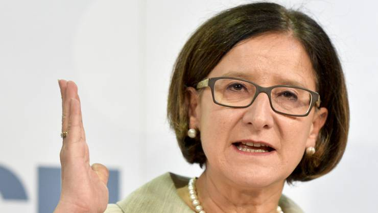 Innenministerin Johanna Mikl-Leitner stammt aus Niederösterreich, der konservativsten Ecke des Landes.