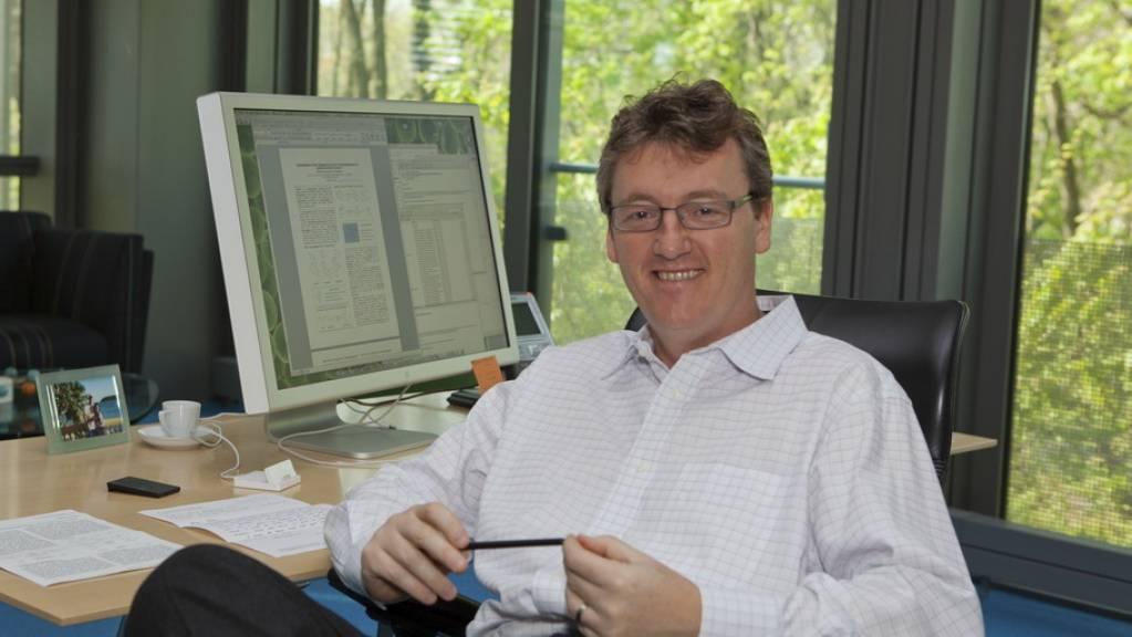 Der frischgebackene Nobelpreisträger David MacMillan wurde angeblich nur deshalb Chemiker, weil in diesem Studienfach besser geheizt wurde als in Physik (Pressebild Princeton).