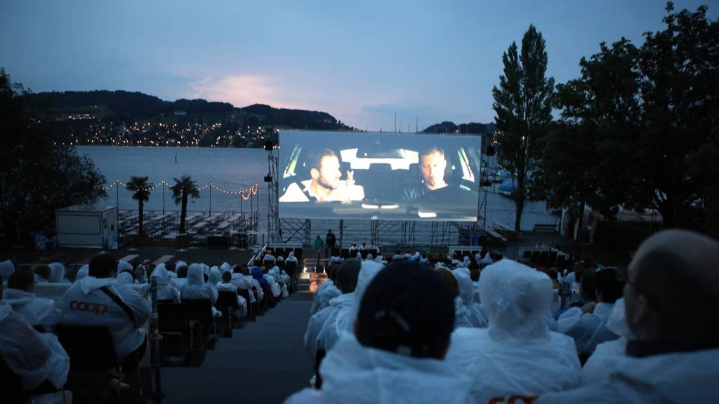 Schweizer Kinos verzeichnen weniger Eintritte