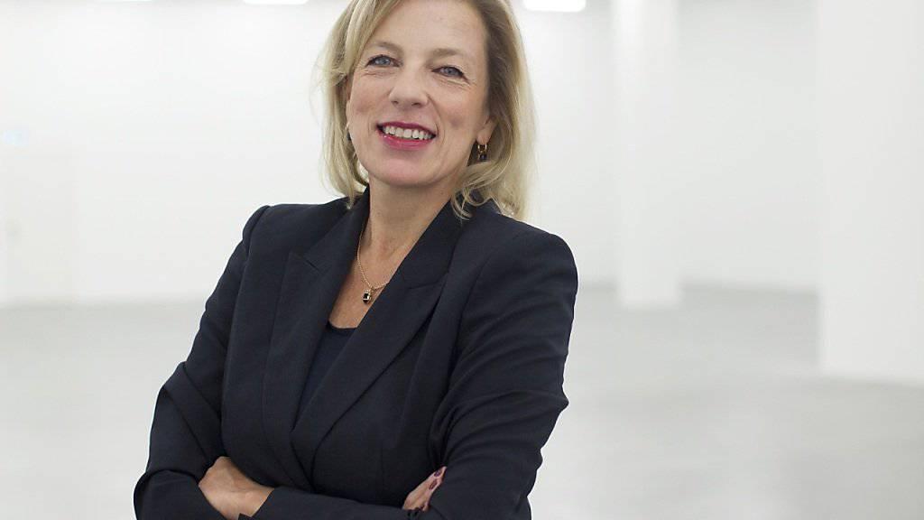 Hedy Graber fördert die kulturelle Vielfalt in der Schweiz: Nun ist die Leiterin der Direktion Kultur und Soziales beim Migros-Genossenschafts-Bund zur «Europäischen Kulturmanagerin 2015» gekürt worden (zvg)