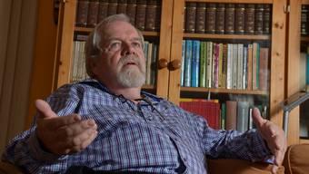«Der Schutz für Minderheiten ist schon genügend gross»: Pfarrer Reinhard Möller ist überzeugt, dass Bibeltreue wie er Probleme kriegen könnten bei einem Ja am 9. Februar. Den Beteuerungen des Bundesrats, das sei nicht so, schenkt er keinen Glauben.