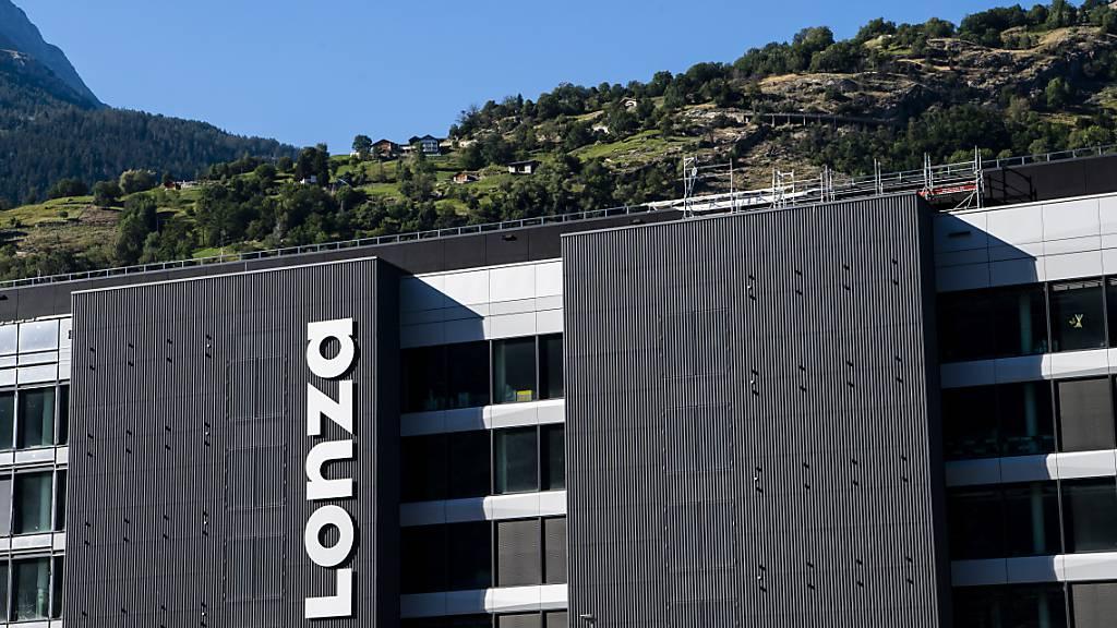 Lonza legt die Messlatte nach starkem Halbjahr höher