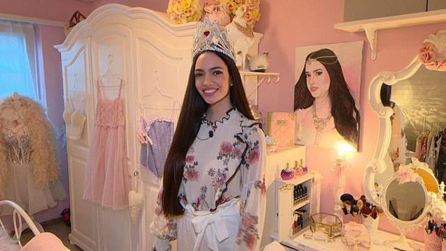 23. September 2018: Sie sieht aus wie Schneewittchen und lebt wie eine Prinzessin. Die frischgebackene Miss Schweiz 2018 Jastina Doreen Riederer.