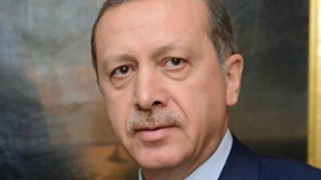 """""""Jederzeit zu Krieg bereit"""": Der türkische Regierungschef Erdogan schickt eine deutliche Warnung an Nachbar Syrien (Archiv)"""