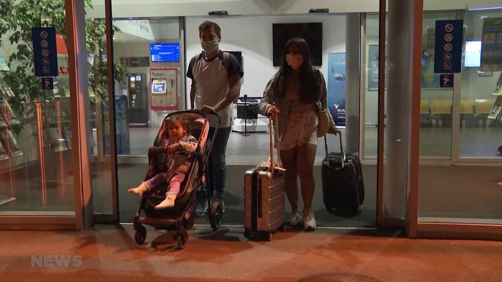 Sofortige Quarantänepflicht für Berner Mallorca-Rückkehrer