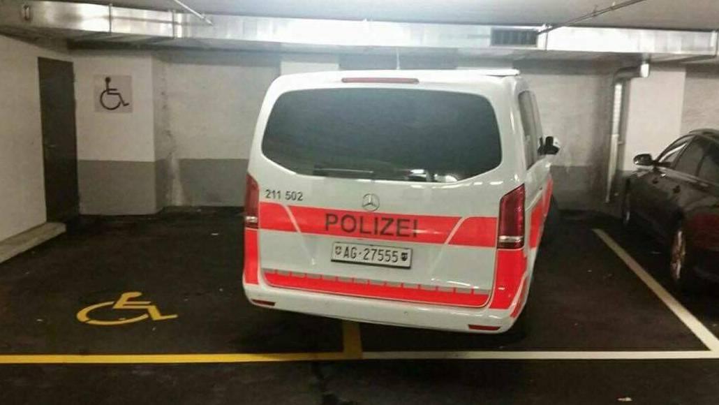 Bild Polizei Aargau
