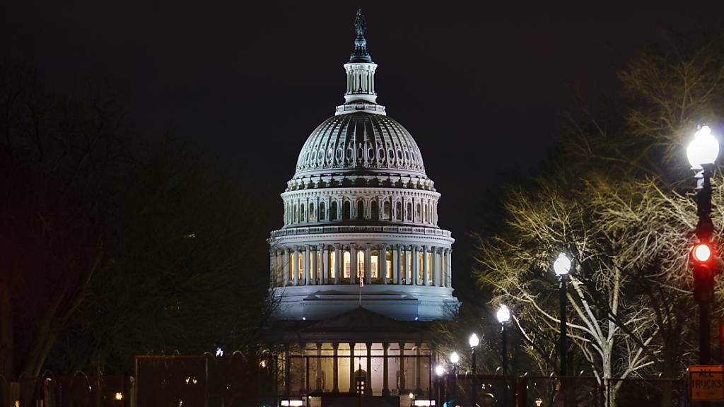 US-Senat erklärt Amtsenthebungsverfahren gegen Trump für zulässig