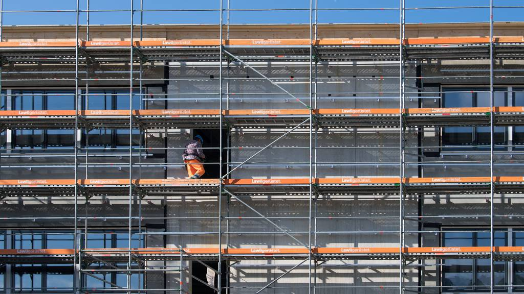 Unia bemängelt, dass Beschwerden auf Baustellen nicht sanktioniert werden