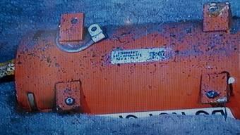 Flugdatenschreiber der 2009 verunglückten Air-France-Maschine
