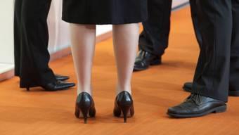 Frauen sollen im Verwaltungsrat vertreten sein (Symbolbild)