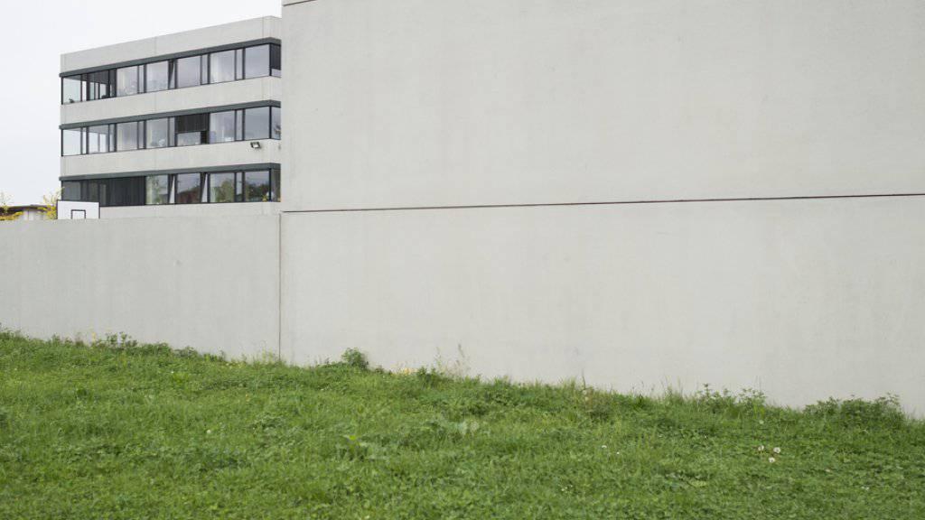 Das Empfangs- und Verfahrenszentrum (EVZ) in Kreuzlingen wird zu einem Bundesasylzentrum umgewandelt. Die Kapazität wird von 290 auf 310 Personen erhöht. (Archiv)