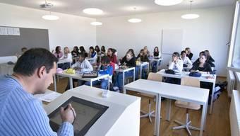 Das Interesse der Gemeinden an der Ausschreibung für einen neuen Standort einer Mittelschule war gross.