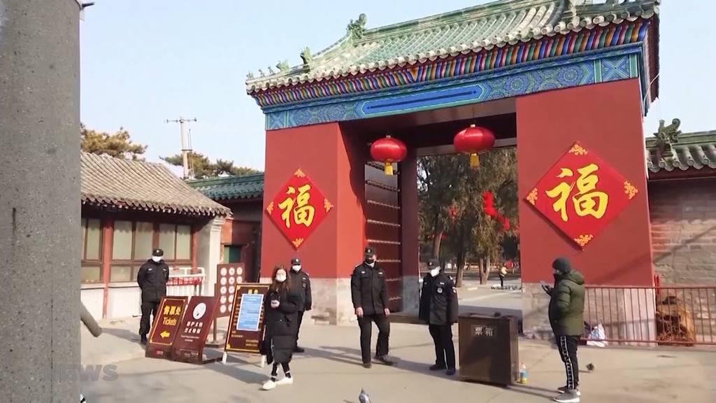 Ferienmesse Bern: Angst vor China-Reisen?