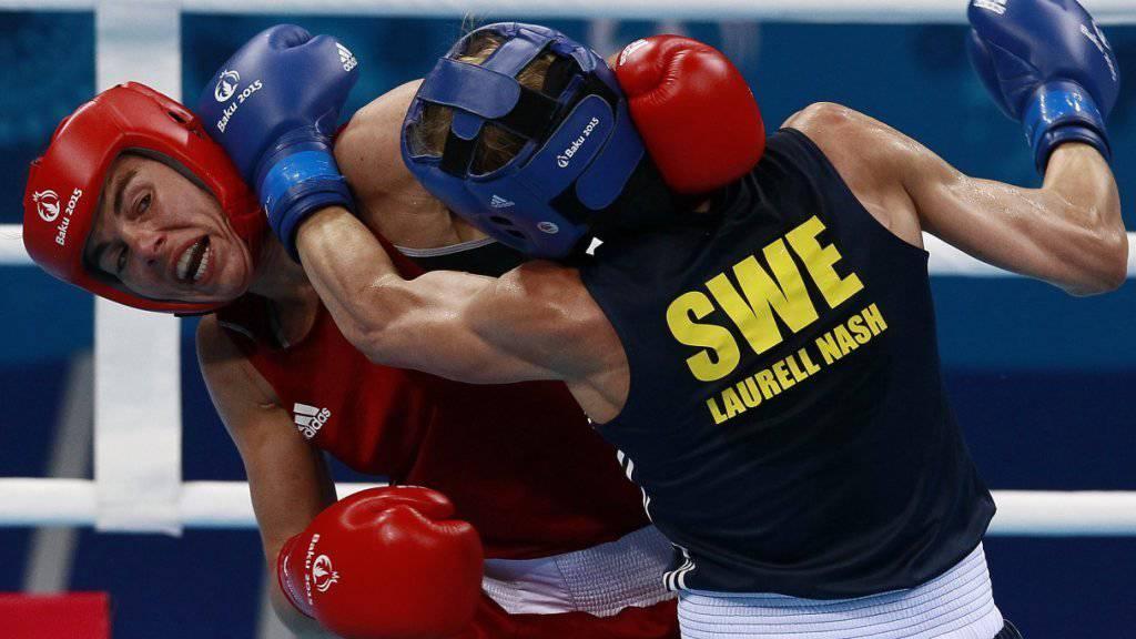 Auch bei Olympia in Rio wird die Schweiz im Boxen nicht vertreten sein