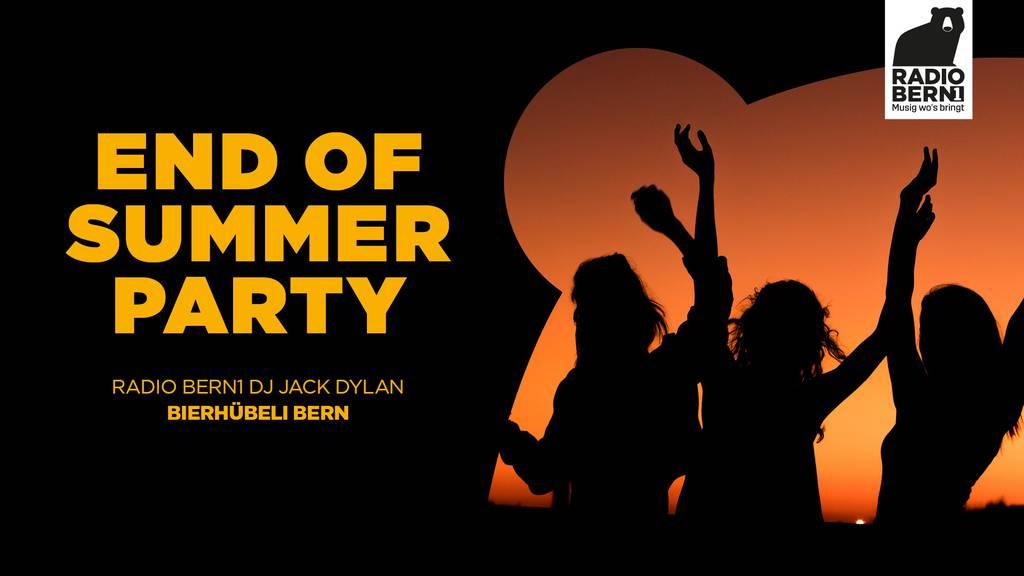Das war die RADIO BERN1 End of Summer Party