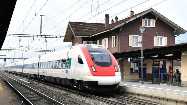 Der Gemeinderat kauft der SBB Land für den Ausbau des Egerkinger Bahnhofs ab.