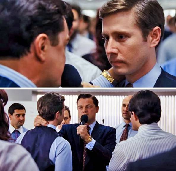 (Bild: Wolf of Wallstreet / Paramount Pictures)