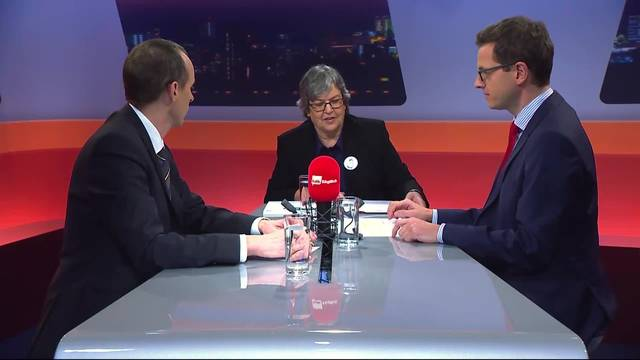 Lehrerverbands-Präsidentin Elisabeth Abassi: «Das ist überhaupt nicht wahr, es ist keine leichte Korrektur»