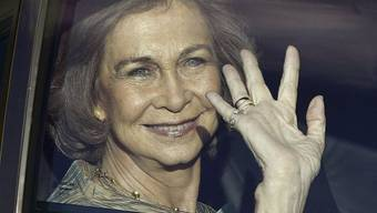 Für Königin Sofia gab es nur eine private Geburtstagsfeier