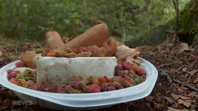 Henkersmahlzeit für Hunde