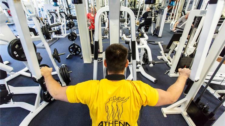 Zu Jahresbeginn erleben die Fitnesscenter meist einen Boom, aber meistens sind die guten Vorsätze nicht sehr nachhaltig für das Geschäft.