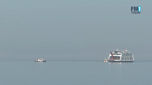 Anspruchsvolle Flugzeugbergung im Bodensee verzögert sich