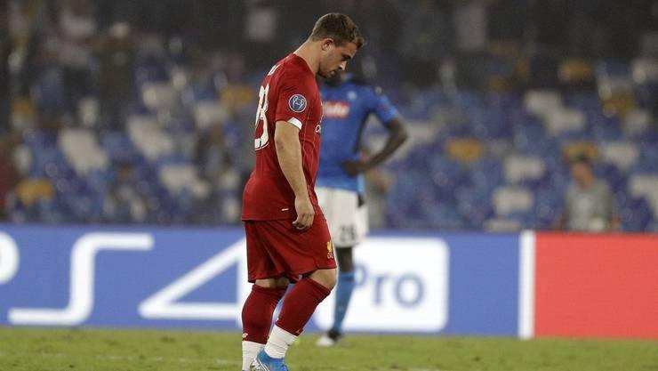 Bei Liverpool kommt Shaqiri nicht auf viel Einsatzminuten.