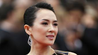 Zhang Ziyi am Filmfestival von Cannes im Mai 2014.